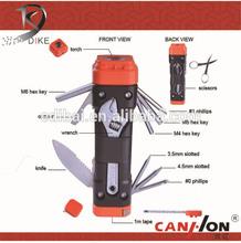 Dike newest swiss kraft tool set with led