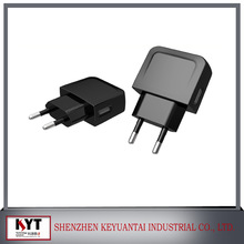 Universal travelling mobile phone ac adapter&single usb or cable directly