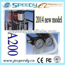 SY-A200 spray foam insulation basement walls