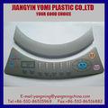 plástico pvc máquina de lavar roupa placa de controle