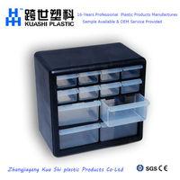 Small plastic storage atlas aircraft plastic drawer