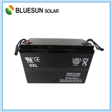 Bluesun high quality sealed maintenance free ups connected to external battery