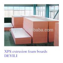 plastic construction insulation boards