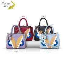 Direct manufacturer fashion women shoe and set high grade dubai fashion women lady wholesale cheap handbags pretty new hand bag