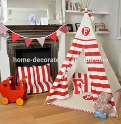 Beautiful and cute kids Teepee tent