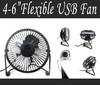 4inch DC fan mini USB plastic/metal mini usb fan