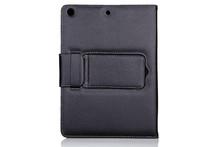 Wireless Bluetooth Keyboard Folio Folding Flip Portfolio Leather Case Cover For Apple iPad Air iPad 5