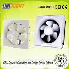 Small full plastic industrial bathroom window marine Ventilation Fan