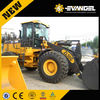 Price XCMG Wheel Loader ZL50G / 5.0 Tons Load Shangchai engine