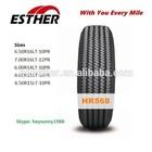 Light Truck Tyre 600R14LT 600R15LT 650R15LT