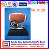 custom design polyresin sports rugby trophy sales resin