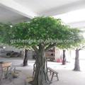 Nouveau design artificiels, ficus arbre vert banyan tree arbreimitation