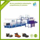 Polyurethane shoe sole production line / PU shoe sole making machine