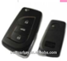 High quality car remote key for Toyota vios remote key 3 buttons