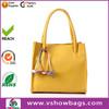 fashion ladies mini elegance plastic bag factory leather handbag