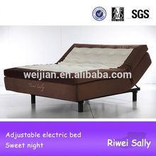 Newest design modern furniture , bedroom furniture wrought iron