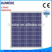 Manufacturer Polycrystalline 12v 10w Solar Panel Price