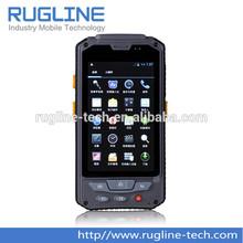 Android laptop 1D/2D Barcode scnner UHF HF LF Handheld RFID Reader (RT310)