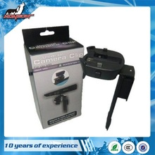 For use with Xbox 360 Kinect and ps3 move Universal Sensor Camera TV Mount Clip Stand Holder