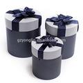 impresos de cartón cilindro cilindro cajas cajas de embalaje para las cookies