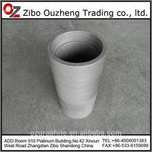Alibaba 200 kg graphite foundry pot