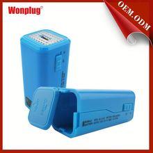 Wonplug easy carry solar battery charger 48v