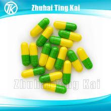 free sample medicine vegetable size 1# halal empty capsule