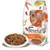 Block bottom FDA approved colorful plastic ziplock pet food bag