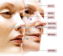Real+ face use Vitamin C anti wrinkle cream bottle