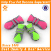 pink, green 2 vivid color mesh pet accessory breathable dog sock colorful pet shoes