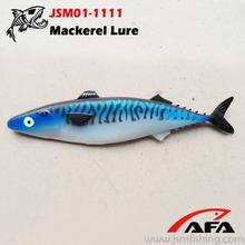 Plastic Tuna artificial fishing lure, Mackerel lure,ocean big game lures JSM01-1111