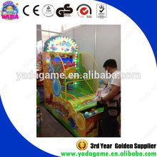 street hoop electronic basketball game machine for kids
