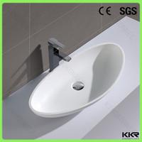 small hand wash basin / wash basin sink oval countertop basin / toilet hand wash basins