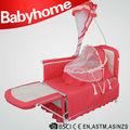 çin yatak imalatı plastik ve metal bebek oyun parkı avrupa standart