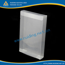 high PET material plastic cigarette cases