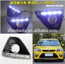 DLAND 2008-2011 FOCUS HATCHBACK LED DAYTIME RUNNING LIGHT/ LAMP KIT V1, HIGH BRIGHTNESS EDITION, FOR FORD