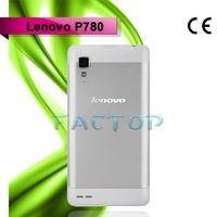 lenovo p780 dual sim card android 4.2 2g/3g/wifi/gprs china alibaba 5 inch smartphone
