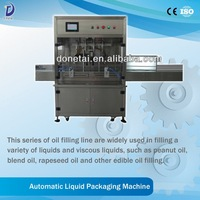 Pneumatic Viscous Liquid Packaging Machine
