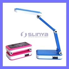 High Brightness 24 LED Folding Solar LED Table Lamp