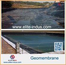 waterproof material plastic HDPE pool liner for fish fram