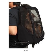 Dog Transport Cage Pet Trolley Pet carrier