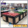 display rack for fruit vegetables in super market