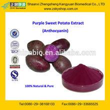 Hot Sale Purple Sweet Potato Color