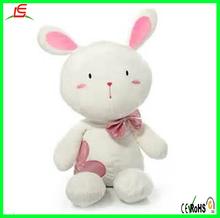 LE C1529 sitting cute rabbit toy plush cartoon rabbit for kid play