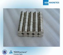 Custom Size N52 Neodymium Magnets for Magnetic Therapy Devices