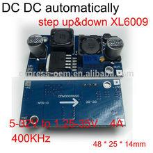 Auto Boost Buck Converter Voltage Regulator DC 5V~32V to DC 1.25V~35V 5V/12V/24V Adjustable High Efficiency Power supply module