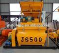 serie js hormigonera js500 mini de procesamiento por lotes de hormigón planta de mezcla de hormigón de la máquina
