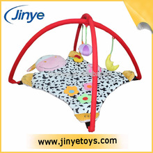 HIgh quality cotton animal inflatable baby play mat