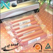 LDPE transparent bag/vacuum bags for meat/fruit,vegetables