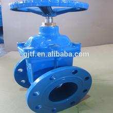 cast iron sluice valve